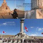 Junín. Temblor dañó parte del histórico monumento de Chacamarca