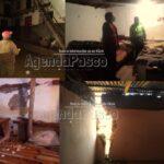 San Pedro de Cajas- Junín. Varias casas y centro de salud se rajaron por sismo